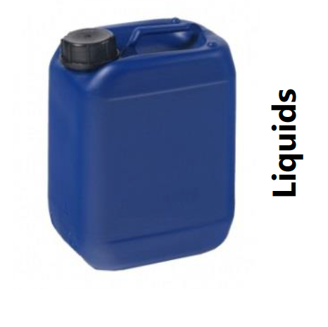 UN Packaging code, jerrican UN packaging code, Plastic UN Jerrycan code